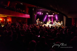 Lee Ritenour with his Band at Porgy & Bess, Vienna
