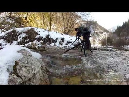 Shooting With Jerzy #3 - Shooting Flowing Water